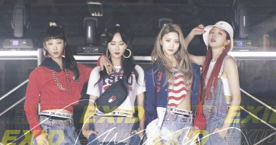 EXID: debutto in Giappone e 4° Re:Flower