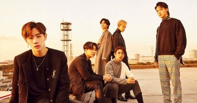 "GOT7: ""I Won't Let You Go"" domina le classifiche in Giappone!"