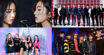 Kang Daniel, Red Velvet, The Boyz nella prima lineup dell'Asia Song Festival 2020